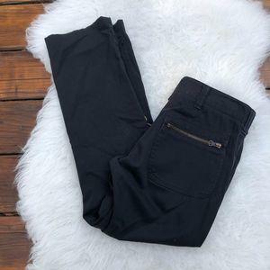 Vince Black Pants Size 2